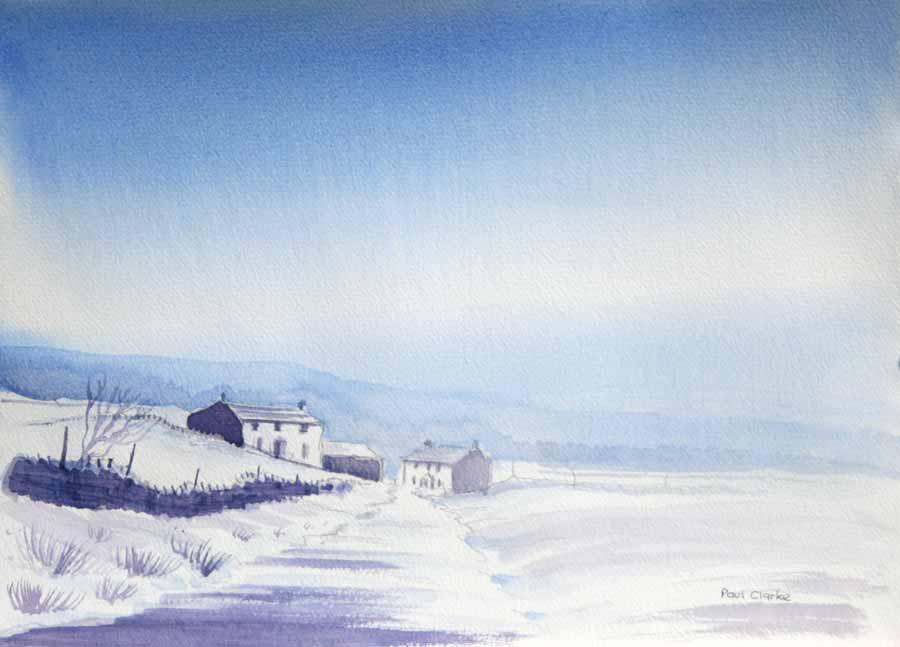 Cold Day II by Paul Clarke