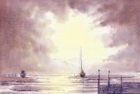 Evening Tide by Paul Clarke