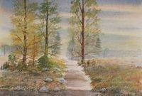 Heathland Path by Paul Clarke