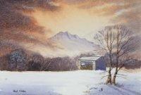 Winter Feed by Paul Clarke