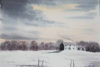 Fresh Snow by Paul Clarke