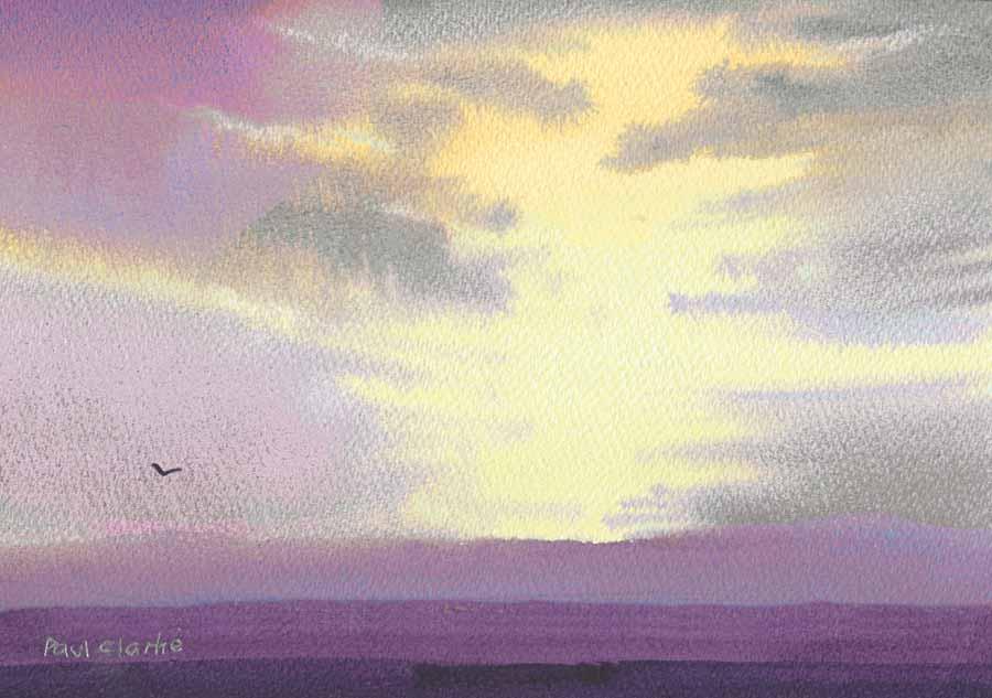 First Light by Paul Clarke