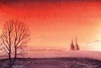 A Peaceful Day by Paul Clarke