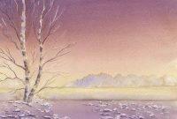 Evening Haze by Paul Clarke