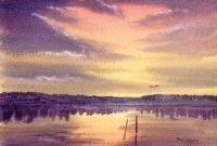 Dawn Flight by Paul Clarke