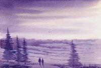 Morning Stroll by Paul Clarke