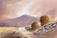 Clearing Peak by Paul Clarke