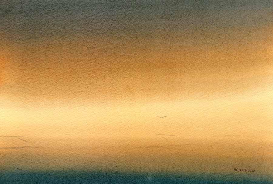 A Uneasy Mist by Paul Clarke
