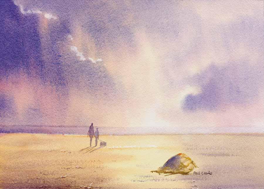 Walking The Dog by Paul Clarke