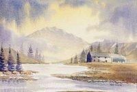 Riverside Dwelling by Paul Clarke