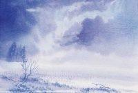 Threatening Sky by Paul Clarke